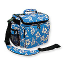 ZomoBag DJ Tank Blue Flower