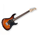 YamahaPA120H TOBACCO BROWN SUNBURST
