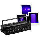 BoomTone DJ UV LED 18X3