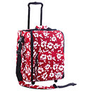 ZomoCD Trolley Premium Flower Red