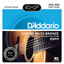 D'Addario EXP11 NY Steel 12/53 Light