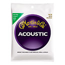 Martin Strings Acoustic M170 Extra Light 10-47