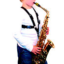 BGS42SH Harnais saxophone pour enfant