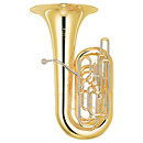 YamahaYCB 822 Tuba en Ut, verni, Série Custom