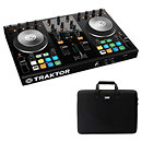 Native Instruments Kontrol S2 MKII + Bag U 8301