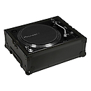 UDGU 91029 BL Ultimate Flight Case Multi Format Turntable Black Plus