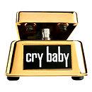 DunlopGCB95G 50th Anniversary Cry Baby Wah