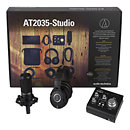 Audio Technica AT 2035 Studio pack
