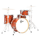 Gretsch DrumsCatalina Club Satin Walnut Glaze 20