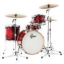 Gretsch DrumsCatalina Club Gloss Crimson Burst 20