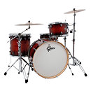 Gretsch DrumsCatalina Club Rock Gloss Antique Burst 24