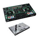RolandDJ-808 + Decksaver DS DJ 808