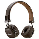 MarshallMajor III Bluetooth Brown