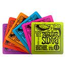 Ernie Ball6 Sous bocks Colorées