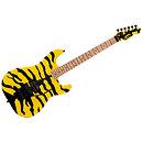 LTDGeorge Lynch 200 MT Yellow Tiger Graphic