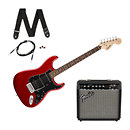 SquierAffinity Stratocaster HSS Pack Candy Apple