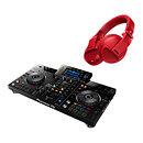 Pioneer DJXDJ-RX 2 + HDJ-X5 BT R pack