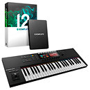 Native InstrumentsKontrol S49 MKII + Upgrade Komplete 12 Select