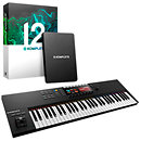 Native InstrumentsKontrol S61 MKII + Upgrade Komplete 12 Select