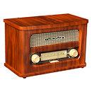 MadisonMad Retro Radio