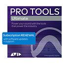 AVIDPro Tools Ultimate renouvellement d'abonnement pour un an
