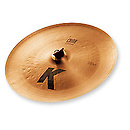 ZildjianK CHINA  Boy 17''