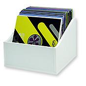 Glorious DJBac Vinyle 110 Blanc
