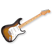 Fender50's Stratocaster - Sunburst 2 tons