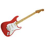 Fender50's Stratocaster -  Fiesta Red