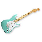 Fender50's Stratocaster - Surf Green