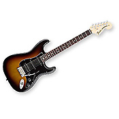 FenderAmerican Special Strat 3 Couleurs Sunburst HSS RW