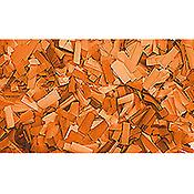 ShowtecConfettis Rectangle 55 x 17mm Oranges