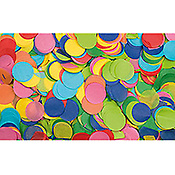 ShowtecConfettis Ronds 55 Multicolores