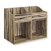 ZomoVS BOX 200-2  Zebrano