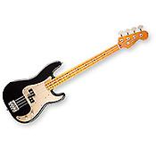 Fender 50s Precision Bass Lacquer Black