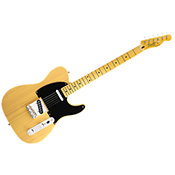 SquierClassic Vibe Telecaster '50s Maple Butterscotch Blonde