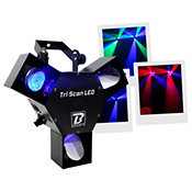 BoomTone DJTri Scan LED