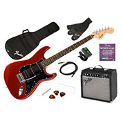 Squier Stop Dreaming Start Playing Set Squier Affinity