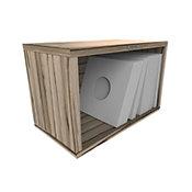 ZomoVS BOX 7/100 Zebrano
