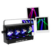 BoomTone DJQuattro Roll LED