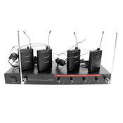 BoomTone DJ VHF Quattro HL GR3