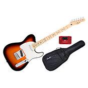 FenderStandard Tele Sunburst M Bundle