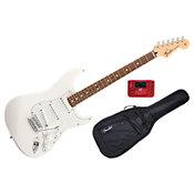 FenderStandard Stratocaster White R Bundle