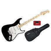 FenderStandard Stratocaster Black M Bundle