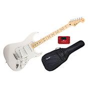 FenderStandard Stratocaster White M Bundle