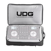 UDGU 7201 BL Urbanite MIDI Controller Backpack Medium Black