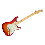 FenderAmerican Elite Stratocaster Maple Aged Cherry Burst