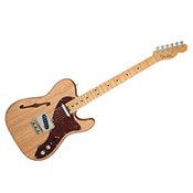 Fender American Elite Telecaster Thinline Natural