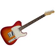 Fender American Elite Telecaster Rosewood Aged Cherry Burst