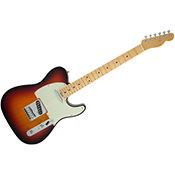 Fender American Elite Telecaster Maple 3-Color Sunburst